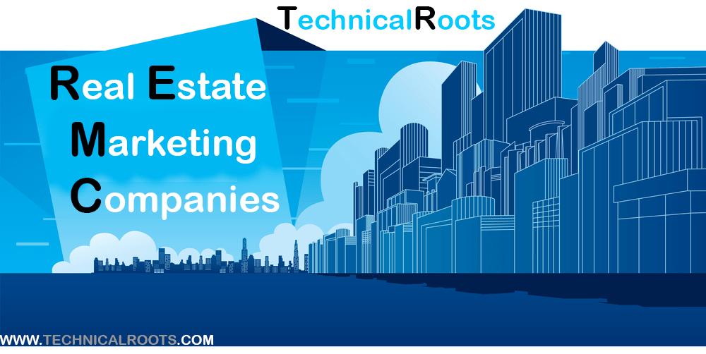 Real Estate Marketing Companies
