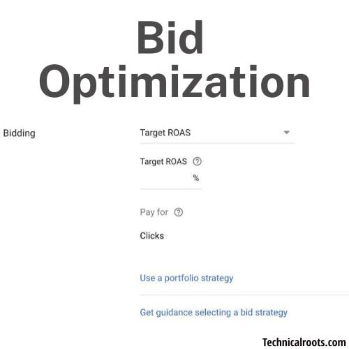 Bid Optimization